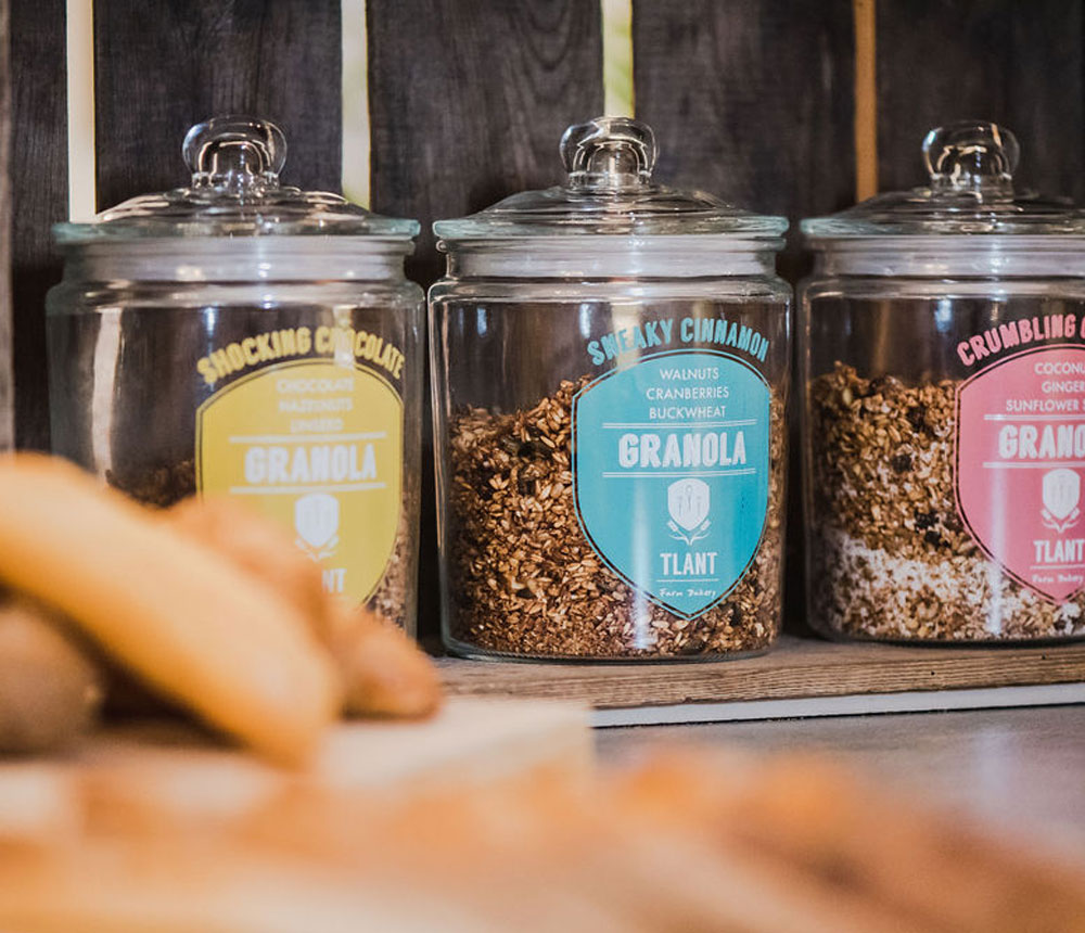 Hotel Ruche ondersteunt lokale ondernemers door het gebruik van streekproducten